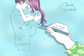 几米:当世界只有我和你