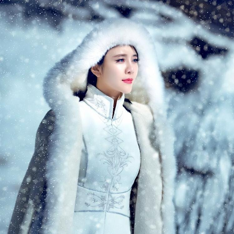 冰雪奇缘:与女神的第一次约会,从未感觉世界如此美